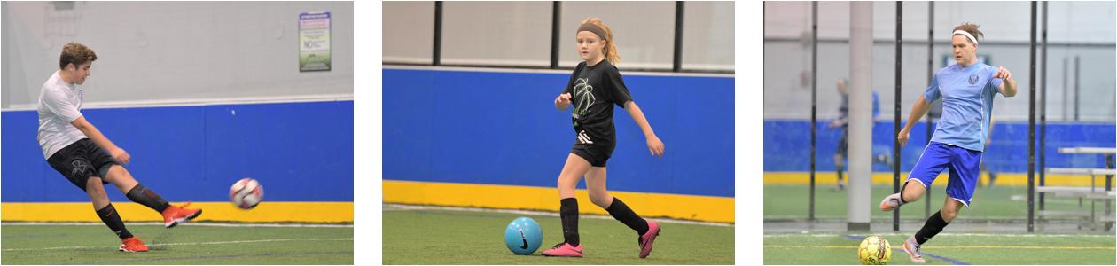 Drop-In Soccer